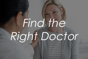 Find the Right Doctor